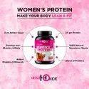 HealthOxide Women's Protein Chocolate 1 Kg