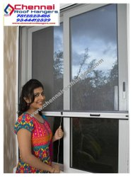 For Window,Main Door Window Roller Mosquito Net