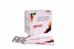 Co-Enzyme Q10, L-Carnitine L-Tartrate, L-Glutathione And Eicosapentaenoic Acid Tablets