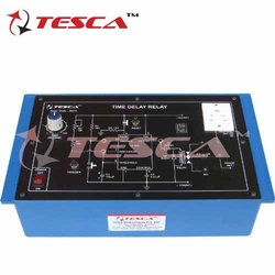 Time Delay Relay Trainer
