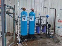 Pharma water treatment plant