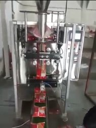 FFS Semi Pneumatic Auger Filler Machine