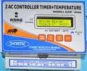 AC Controller 4 AC Heavy Duty LCD Display