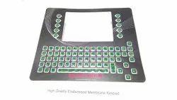 High Quality Embosssed Membrane Keypad
