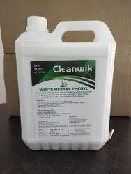 White Herbal Phenyl (Strong Pine Oil Fragrance)