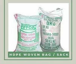 Polypropylene/HDPE Woven Bags & Sacks