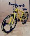 BMW Yellow Power MTB Cycle