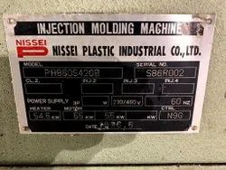 850 ton Nissei Used Injection Moulding Machines