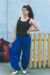 Stitched Casual Wear Ladies Patiala Pant