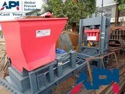 FBM 1000 Automatic Cement Brick Making Machine