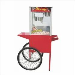 Pop Corn Machine 250g With Cart