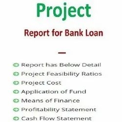 Online Industrial MSME LOAN Project Report Services, Pan India