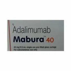 Mabura Adalimumab 40 Mg