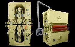 Two Head Top And Bottom Wide Belt Sanding Machine (KID-1300-R)