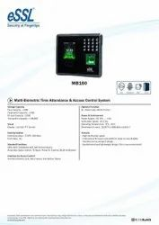 Face Detection and Time Attendance and Access Control System