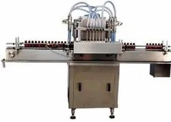 Glass Bottle Liquid Filling Machine