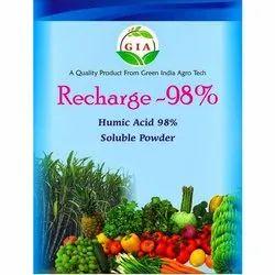 Powder Recharge 98 % Humic Acid, 500 g