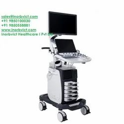 Sonoscape Ultrasound Equipment, p50, Vascular Imaging, Color Doppler Velocity