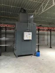 Manual Electrostatic Powder Coating Machine