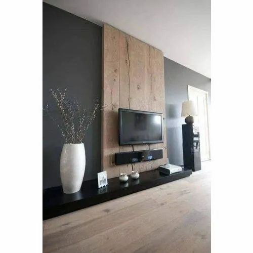 Wooden Wall Mounted Simple Tv Cabinet Rs 798 Square Feet Nm Design Id 22774983773