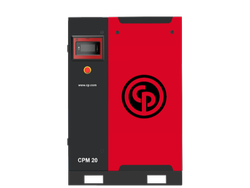 Chicago Pneumatic Screw Compressor 3-7.5 HP Range Noise Free compressors - CPM