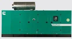 Three Phase 7.5 to 1250 kva Cummins Diesel Generators