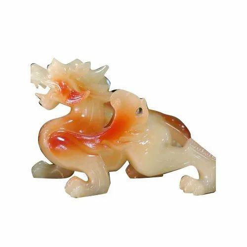 Resin Decorative Dragon Statue, For Decoration