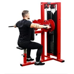 Shoulder Lateral Raise Machine