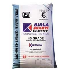 Birla Shakti Cement  PPC 43 Grade