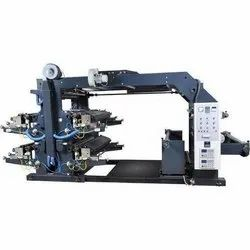 Global 1-8 Colours Flexographic Printing Machine
