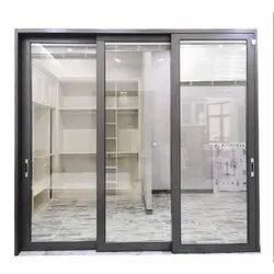 Woodtech Printed Glass Doors, For Office, Thickness: 10 Mm