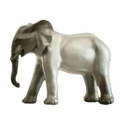 Elephant FRP Statue, For Exterior Decor