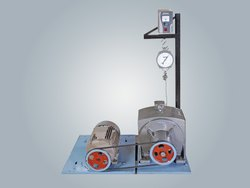Single Phase Eddy Current Dynamometer