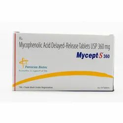 Mycept - S 360mg Tablet