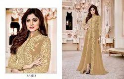 Heavy Designer Georgette Anarkali Suit