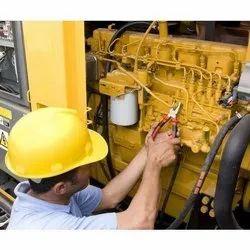 Genset Repairing Service, Local