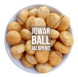 Jalapeno Jowar Ball Jalpeno, Packaging Size: 20 Kg