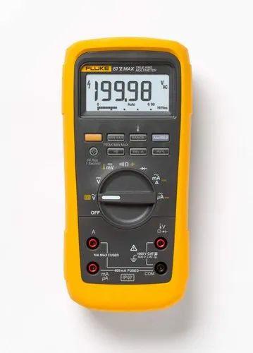 Industrial True RMS Heavy Duty Digital Multimeter