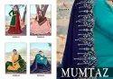 Kaara Suits Mumtaz Satin Georgette With Ghaghra Style Salwar Kameez