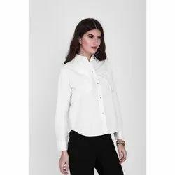 Tara Full Sleeves Ladies Formal Shirt