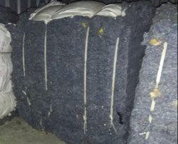 Black Raw Cotton