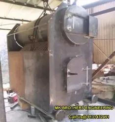 Brothers Engineering Vertical Fire Tube Steam Boiler