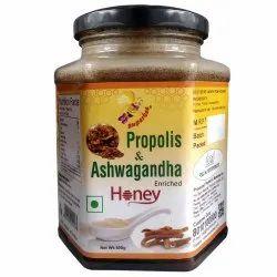 Propolis & Ashwagandha Enriched Honey 500g