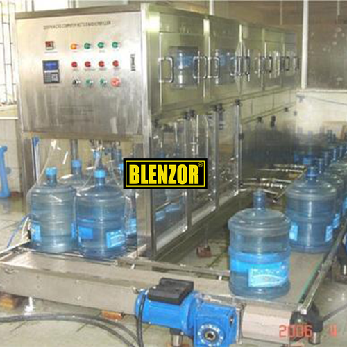 20 Liter  Water Jar Filling Machine