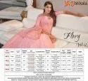 Flory Vol-9 Anarakli Long Designer Gowns Catalog Collection