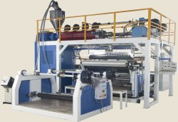 Extrusion Tarpaulin Coating Lamination Machine