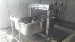 Milk Weigh Bowl System