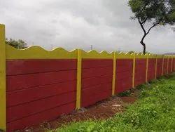 5 Feet RCC Boundary Wall