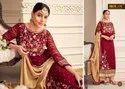 Hotlady Mishti Viscose Georgette Wedding Wear Designer Salwar Suit Catalog