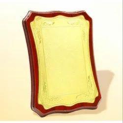 FP 10763 Golden Certificate Memento